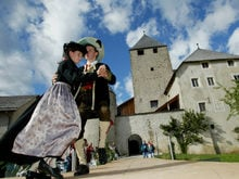 Customs and tradition in Alta Badia