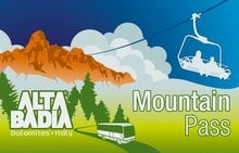 Mountain Pass Alta Badia/Mobilcard
